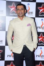 Sunil Grover at Pride awards in Filmcity, Mumbai on 21st June 2015