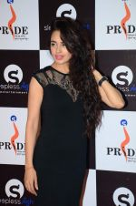 Yuvika Chaudhary at Pride awards in Filmcity, Mumbai on 21st June 2015