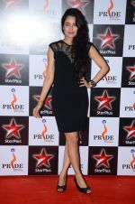 Yuvika Chaudhary at Pride awards in Filmcity, Mumbai on 21st June 2015 (24)_5587bc78d9741.JPG