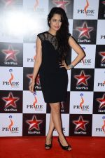 Yuvika Chaudhary at Pride awards in Filmcity, Mumbai on 21st June 2015 (26)_5587bc7b291bc.JPG