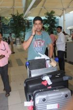 Murli Sharma snapped at domestic airport in Mumbai on 22nd June 2015 (14)_5588f3c45912c.JPG