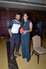 Ajaz Khan,  Sanjana Singh at Thoda lutf thoda ishq press meet on 23rd June 2015