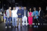 Mithun Chakraborty, Jay Bhanushali at DID press meet on 23rd June 2015 (28)_558a660132271.JPG