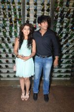 Neha Pawar, Hiten Tejwani at Thoda lutf thoda ishq press meet on 23rd June 2015 (21)_558a63b138dac.JPG