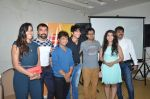 Neha Pawar, Hiten Tejwani, Ajaz Khan,  Sanjana Singh, Rajpal Yadav at Thoda lutf thoda ishq press meet on 23rd June 2015