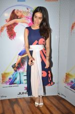 Shraddha Kapoor promote ABCD2 on 23rd June 2015 (23)_558ab2d20f086.JPG