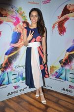 Shraddha Kapoor promote ABCD2 on 23rd June 2015