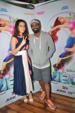 Shraddha Kapoor, Remo D Souza promote ABCD2 on 23rd June 2015