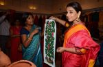 Vidya Balan inaugurates craft exhibition on 23rd June 2015