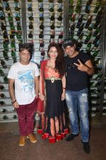 Vikram Khajuria, Devshi Khanduri, Raja Sagoo at Thoda lutf thoda ishq press meet on 23rd June 2015