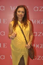 Anita Kanwal at Anju Modi showcases her bridal collection for AZA and the Vogue Bridal show in AZA on 24th June 2015