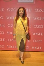 Anita Kanwal at Anju Modi showcases her bridal collection for AZA and the Vogue Bridal show in AZA on 24th June 2015 (67)_558b9e04a3a9f.JPG
