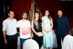 Huma Qureshi and Tisca Chopra at Highway music launch in Mumbai on 25th June 2015