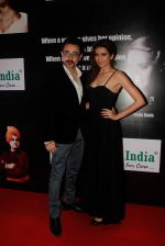 RJ Mantra With Karishma Tanna at Medscape Awards on 25th June 2015_558c153765b96.jpg