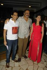 Sonalee Kulkarni, Sachin Khedekar, Amey Wagh at Shutter music launch in Mumbai on 25th June 2015 (109)_558c120cdfd3e.JPG