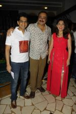 Sonalee Kulkarni, Sachin Khedekar, Amey Wagh at Shutter music launch in Mumbai on 25th June 2015 (111)_558c11cb6cd18.JPG
