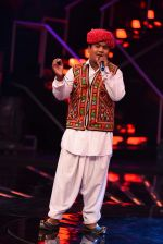 on the sets of Indian Idol Jr in Mumbai on 25th June 2015