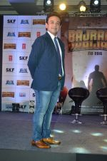 Adnan Sami at Bajrangi Bhaijaan song launch in Mumbai on 25th June 2015