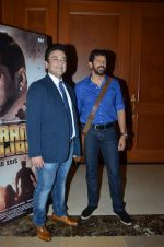 Adnan Sami, Kabir Khan at Bajrangi Bhaijaan song launch in Mumbai on 25th June 2015 (37)_558cfa49a58f4.JPG
