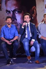 Adnan Sami, Kabir Khan at Bajrangi Bhaijaan song launch in Mumbai on 25th June 2015 (50)_558cfa17d5a65.JPG