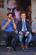 Adnan Sami, Kabir Khan at Bajrangi Bhaijaan song launch in Mumbai on 25th June 2015 (53)_558cfa4e99837.JPG