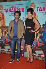 Hrishitaa Bhatt, Nawazuddin Siddiqui at Miss Tanakpur premiere in Mumbai on 25th June 2015