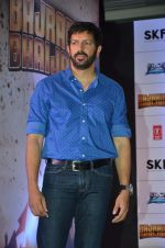 Kabir Khan at Bajrangi Bhaijaan song launch in Mumbai on 25th June 2015 (40)_558cfa19a6f96.JPG