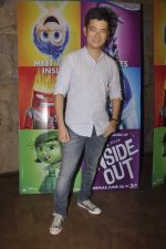 Meiyang Chang at the Special screening of Inside Out in Mumbai on 25th June 2015