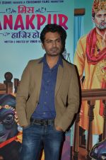 Nawazuddin Siddiqui  at Miss Tanakpur premiere in Mumbai on 25th June 2015