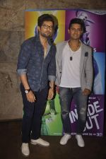 Raqesh Vashisth, Ravi Dubey at the Special screening of Inside Out in Mumbai on 25th June 2015