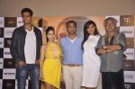 Richa Chadda, Sanjay Mishra,  Neeraj Ghaywan, Vicky Kaushal, Shweta Tripathi at Masan trilor launch in Mumbai on 26th June 2015 (33)_558d4c9579b51.JPG