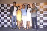 Richa Chadda, Sanjay Mishra,  Neeraj Ghaywan, Vicky Kaushal, Shweta Tripathi at Masan trilor launch in Mumbai on 26th June 2015 (34)_558d4c440811f.JPG