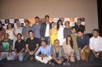 Richa Chadda, Sanjay Mishra,  Neeraj Ghaywan, Vicky Kaushal, Shweta Tripathi, Vikas Bahl, Vikramaditya Motwane at Masan trilor launch in Mumbai on 26th June 2015 (25)_558d4c9634d41.JPG