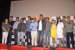 Richa Chadda, Sanjay Mishra,  Neeraj Ghaywan, Vicky Kaushal, Shweta Tripathi, Vikas Bahl, Vikramaditya Motwane at Masan trilor launch in Mumbai on 26th June 2015 (29)_558d4c96c7d75.JPG