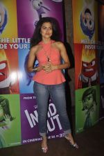 Riddhi Dogra at the Special screening of Inside Out in Mumbai on 25th June 2015 (31)_558d088a1a95f.JPG