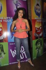 Riddhi Dogra at the Special screening of Inside Out in Mumbai on 25th June 2015