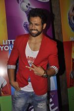 Rithvik Dhanjani at the Special screening of Inside Out in Mumbai on 25th June 2015 (17)_558d087775a87.JPG