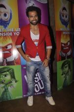 Rithvik Dhanjani at the Special screening of Inside Out in Mumbai on 25th June 2015 (18)_558d083da7b67.JPG