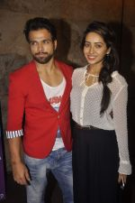 Rithvik Dhanjani, Asha Negi at the Special screening of Inside Out in Mumbai on 25th June 2015 (40)_558d07b36b1f4.JPG