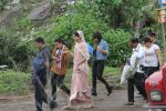 Sonam Kapoor at Karjat on 25th June 2015
