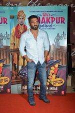 Sunil Shetty at Miss Tanakpur premiere in Mumbai on 25th June 2015