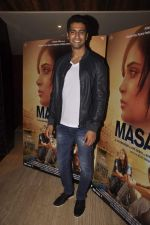 Vicky Kaushal at Masan trilor launch in Mumbai on 26th June 2015 (54)_558d4c994a377.JPG