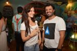 Elli Avram, Vikas Bahl at Fatty Bow restaurant launch in Bandra, Mumbai on 27th June 2015