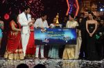 Kiron Kher, Karan Johar, Malaika Arora Khan at IGT grand finale in Filmcity, Mumbai on 27th June 2015 (104)_55917785f2a87.JPG