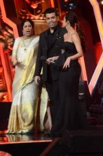 Kiron Kher, Karan Johar, Malaika Arora Khan at IGT grand finale in Filmcity, Mumbai on 27th June 2015 (58)_5591772c56098.JPG
