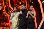 Kiron Kher, Karan Johar, Malaika Arora Khan at IGT grand finale in Filmcity, Mumbai on 27th June 2015 (61)_5591772d2d524.JPG