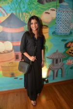 Konkona Sen Sharma at Fatty Bow restaurant launch in Bandra, Mumbai on 27th June 2015