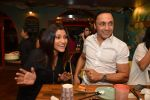 Konkona Sen Sharma, Rahul Bose at Fatty Bow restaurant launch in Bandra, Mumbai on 27th June 2015