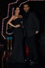Malaika Arora Khan, Karan Johar at IGT grand finale in Filmcity, Mumbai on 27th June 2015 (2)_559177db0f5d7.JPG
