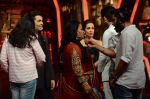 Malaika Arora Khan, Karan Johar at IGT grand finale in Filmcity, Mumbai on 27th June 2015 (22)_559177dd7e7a8.JPG